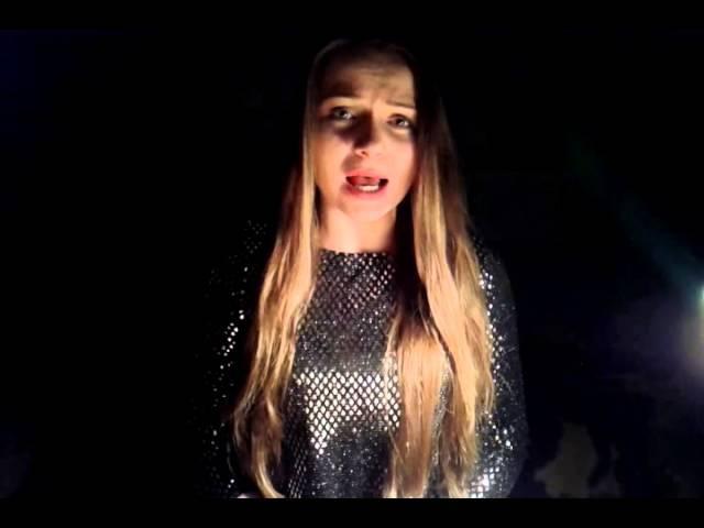 Sia Titanium cover Світлана Денисенко BestUkrainianMusicians
