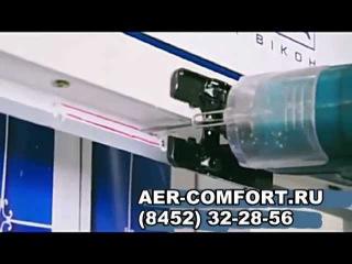 Процесс установки приточного клапана на окно. Как установить приточный клапан, ...