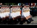 Главным оружием на параде 9 Мая стала #путинская «армия в мини юбках»