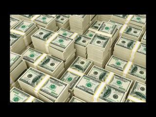 Как выглядит миллиард и триллион долларов?