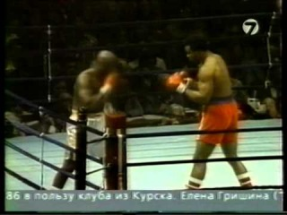 ESPN Fights of the century:George Foreman
