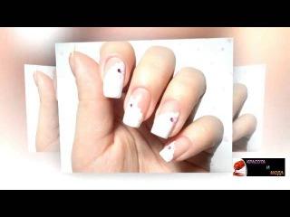 Дизайн белых ногтей фото .МАНИКЮР 2015.Лучшие идеи для маникюра, модные цвета и новый дизайн ногтей