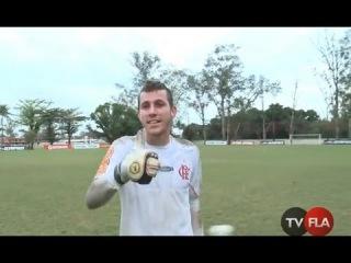 Golao de falta de Paulo Victor em Bottinelli