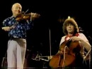 Stephane Grappelli w/ Julian Lloyd Webber - I Only Have Eyes for You (Live on The 2 1985)