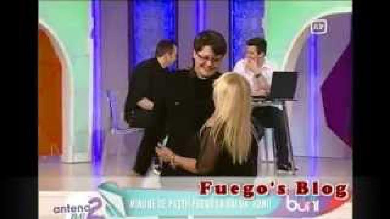 Fuego si Mirabela Dauer Priveste ma Emisiunea Rai da' buni Antena