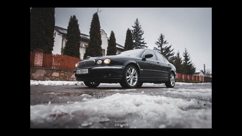 Jaguar X-Type Тест-Драйв (PRO100Drive_UA)