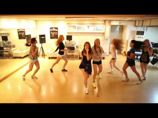 Wa$$up 와썹 Wassup Dance Practice HD 720p