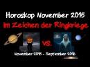 Horoskop November 2015 Im Zeichen der Ringkriege Saturn Neptun Quadrat bis September 2016