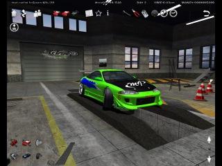 Mitsubishi Eclipse в SLRR