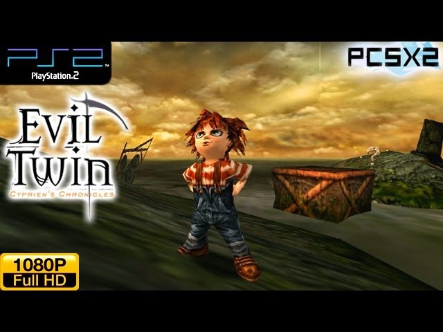 Evil Twin: Cyprien's Chronicles - PS2 Gameplay 1080p (PCSX2)