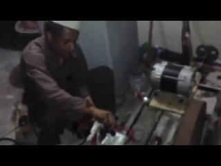 упрощенный генератор маховик бтг --- бестопливный генератор