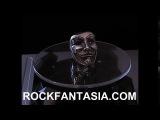 Серебряное кольцо Маска из фильма V Vendetta