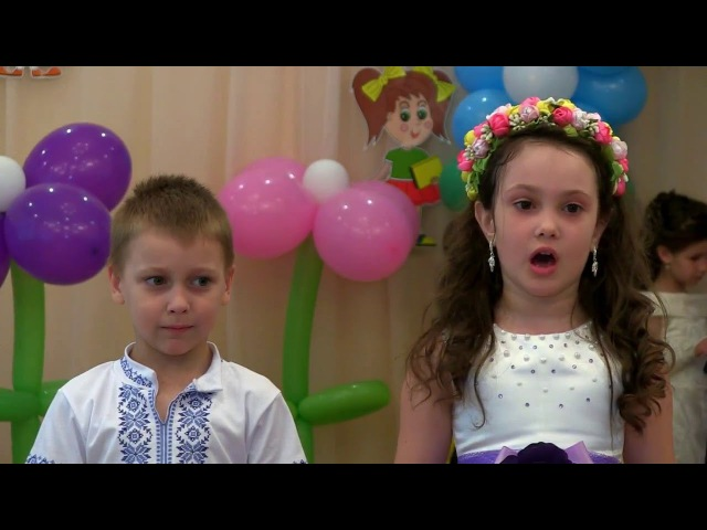 Випускний в дитячому садочку Орлятко