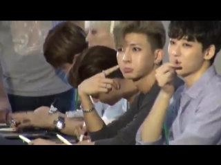 [VK] 25.06.2016 FANCAM U-KISS on IFC Mall Event