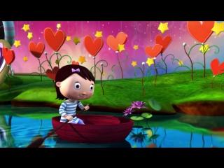 Я на лодочке плыву ¦ детские стишки ¦ LittleBabyBum