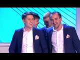 КВН Сборная города Уфа - 2015 Премьер лига Третья 1-8 Приветствие 1