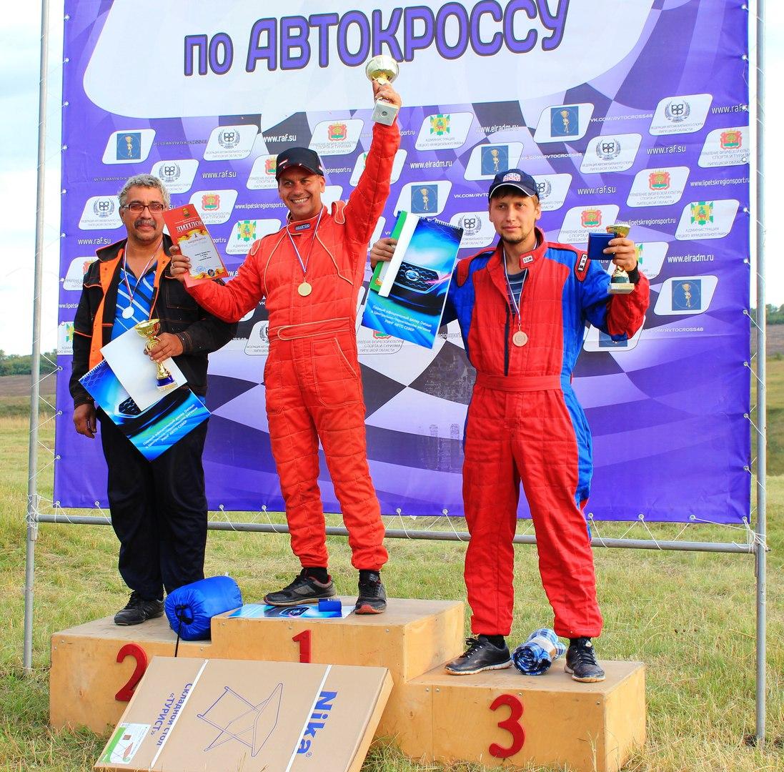 Орловский гонщик Дмитрий Комисаренко сменил класс авто