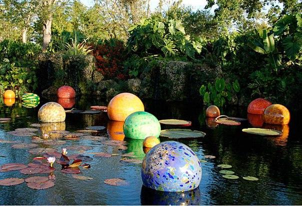 Садовый декор (1 фото) - картинка