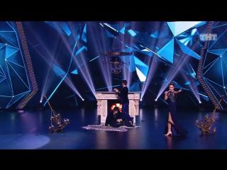 Танцы׃ Юрий Рыбак и Дима Масленников (Propellerheads,Bassey – History repeating) (сезон 2, серия 17)