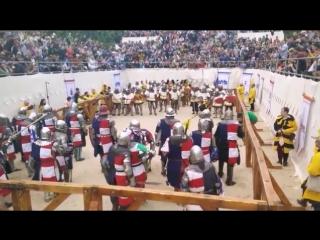 Битва Наций 2015 Россия vs США финал (Сколот