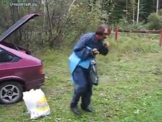 Гоголь собрал левые грибы в лесу и схавал их ахаха