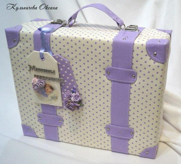 Секретный чемоданчик молодой мамы для мальчика и девочки…. (5 фото) - картинка