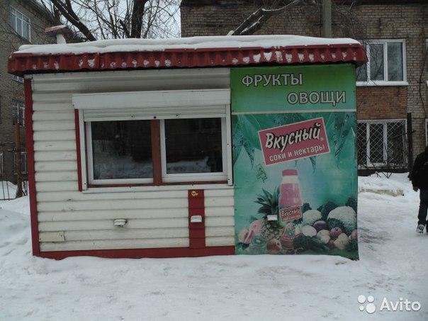"""В Якутии судприставы опечатали киоск """"Фрукты"""""""