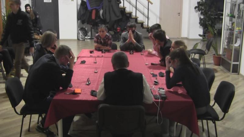 Kirovohrad Mafia Club игра 143 сезон 2