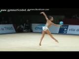 Арина Аверина - мяч (многоборье)  Гран При Тие 2016
