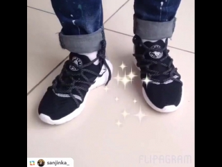 Спасибо за хороший ролик, отзыв и покупку. @sanjinka_:Друзья подруги купила кроссовки в @vikibil.ru кроссовки просто супер!