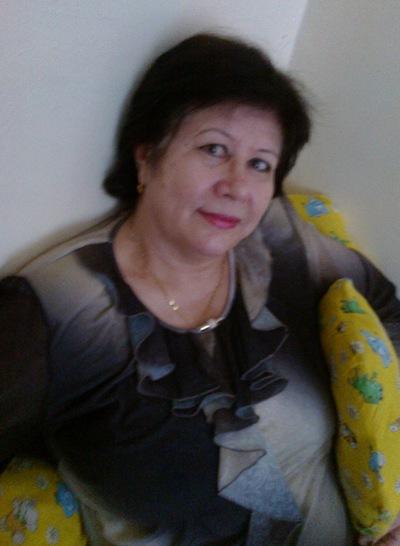 Марьям Бикмаева