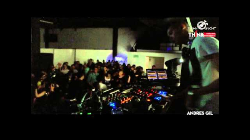 TECHNO NIGHT - ANDRES GIL @ LANZAMIENTO FREEDOM MANIZALES - KOWEL CLUB
