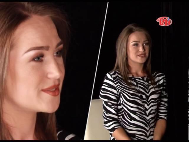 Співачка Вікторія Ватащук у програмі КАМЕРтон