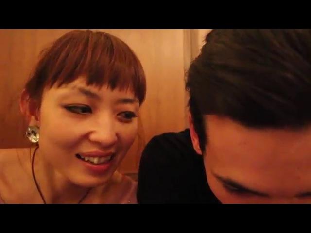 Япония Домашняя вечеринка с Жульеном и такояки Кансайский диалект