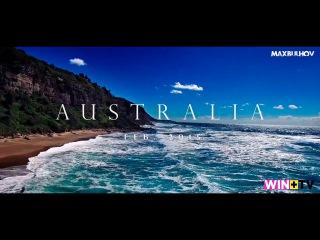 Beautiful expanse of Australia
