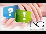 10 вопросов о маникюре / 10 questions about manicure