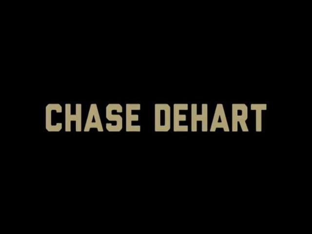 Chase Dehart 2013