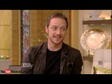 James McAvoy Interview - X-Men: Apocalypse | Live with Kelly 2016 May 24