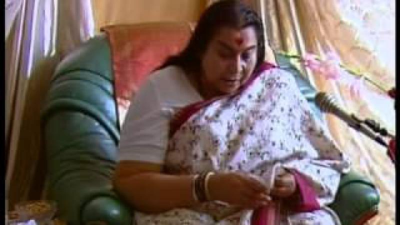 Sickness, heat in the body and its relation to Swadhisthana Chakra, Shri Mataji, Sahaja Yoga