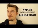 Alligatoah über Musik ist keine Lösung [rap.de-TV]