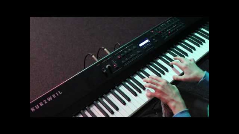 How to play Oceans by Hillsong UNITED on piano from Jesus Karabanov (cover)