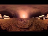 Видео 360: старт космического корабля «Союз» к МКС