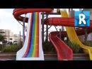 Турция День 3 Идём в Аквапарк GoldCity Катаемся на Горках, Купаемся Have fun in GoldCity Aquapark
