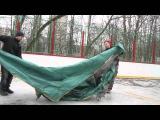 Кемпинговая палатка Greenel «Монахан 4» снаружи