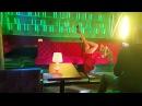 Natasa Savija Sexy ples Evrokrem Barabe i In Vivo snimanje spota FERARI