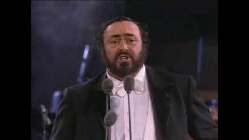 Luciano Pavarotti - Nessun Dorma (G.Puccini - Turandot)