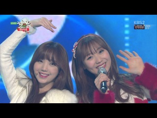 151225 Lovelyz (러블리즈 ) Must Have Love & 그대에게 (For You) Music Bank Christmas Special 뮤직뱅크 성탄특집
