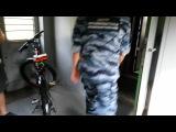 Контролёр - ранинг на станции Электроугли и обезьяны из ЦПП