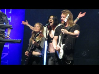 Delain HD San Jose 2016 - We Are the Others