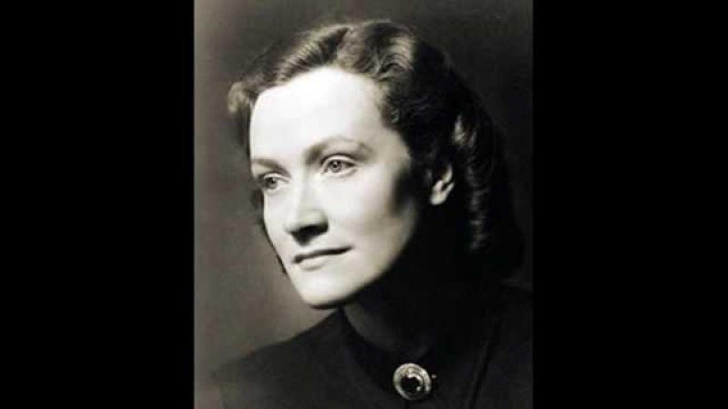 Kathleen Ferrier - Brahms Immer leiser wird mein Schlummer